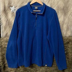 REI Co-Op Blue Fleece Jacket